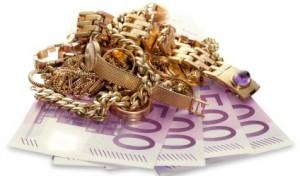 Vender Ouro a dinheiro