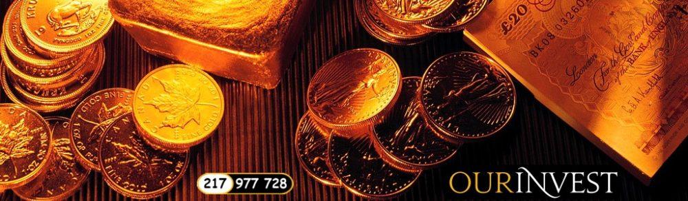 Ouro em Lisboa – Compra e venda